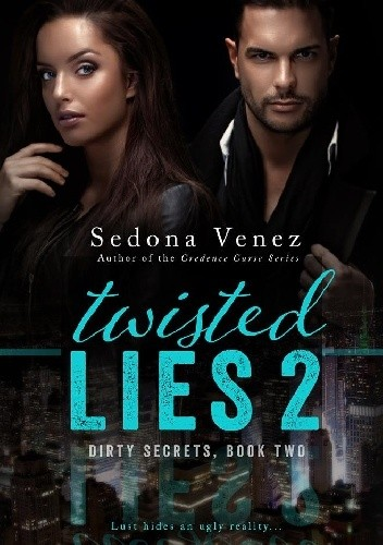 Okładka książki Twisted Lies 2