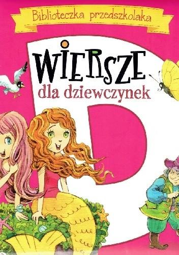 Okładka książki Wiersze dla dziewczynek