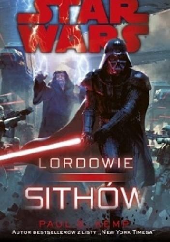 Okładka książki Star Wars: Lordowie Sithów
