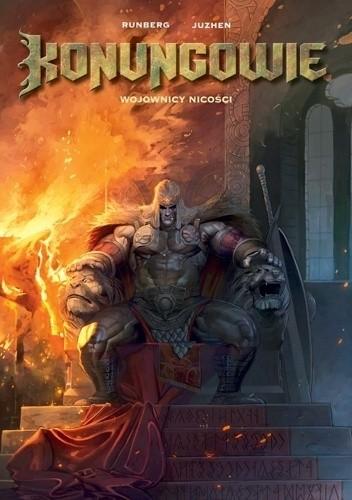 Okładka książki Konungowie - 2 - Wojownicy nicości