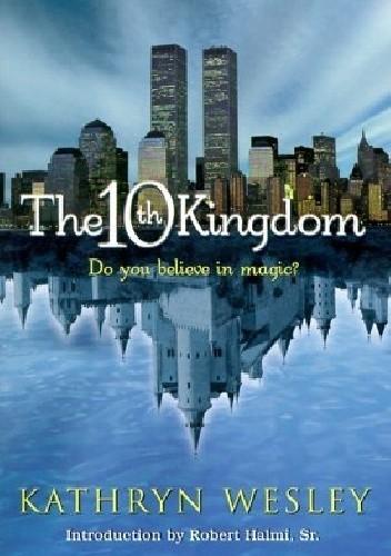 Okładka książki Dziesiąte królestwo