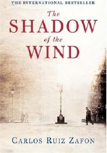 Okładka książki The shadow of the wind