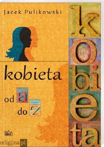Okładka książki Kobieta od A do Z