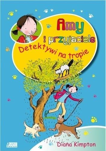 Okładka książki Detektywi na tropie