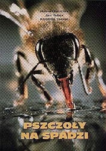 Okładka książki Pszczoły na spadzi