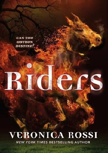 Okładka książki Riders