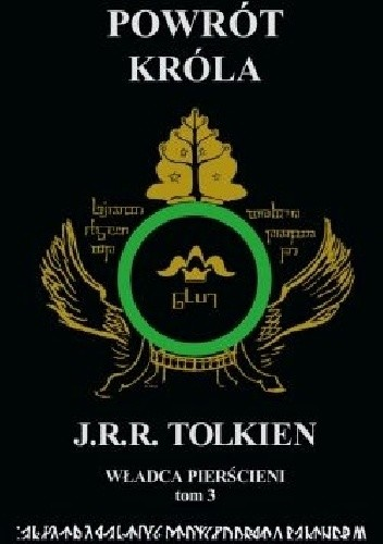 Okładka książki Władca Pierścieni. Tom 3. Powrót Króla