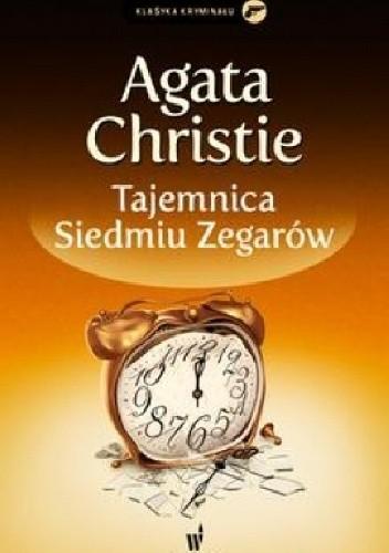 Okładka książki Tajemnica siedmiu zegarów