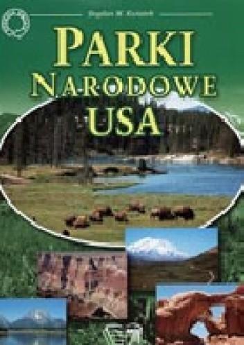 Okładka książki Parki Narodowe USA