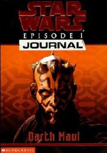 Okładka książki Star Wars Episode I Journal: Darth Maul