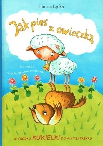 Okładka książki Jak pies z owieczką