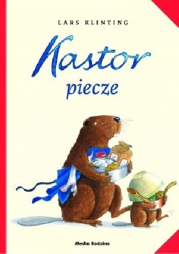 Okładka książki Kastor piecze