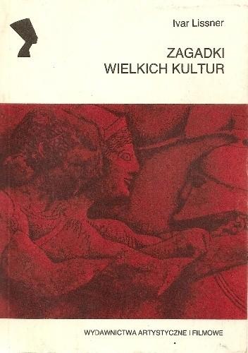 Okładka książki Zagadki wielkich kultur