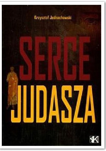 Okładka książki Serce Judasza
