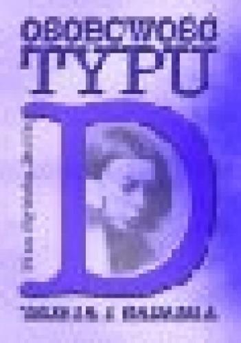Okładka książki Osobowość typu D. Teoria i badania