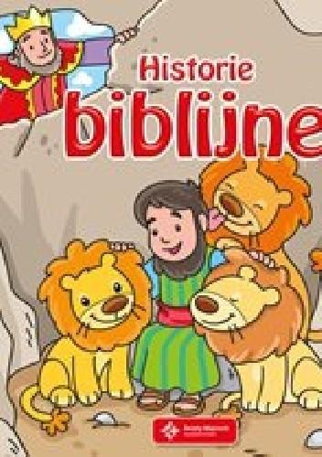 Okładka książki Historie biblijne
