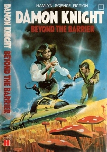 Okładka książki Beyond the Barrier