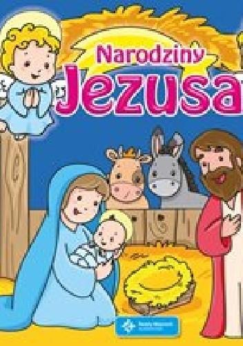 Okładka książki Narodziny Jezusa