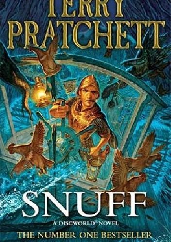 Okładka książki Snuff