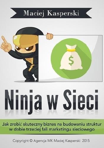Okładka książki Ninja w Sieci