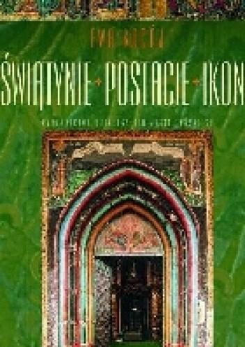 Okładka książki Świątynie - Postacie - Ikony