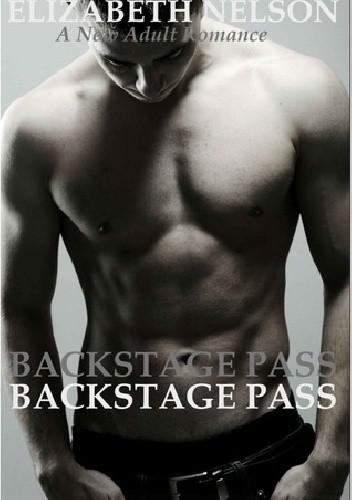 Okładka książki Backstage Pass