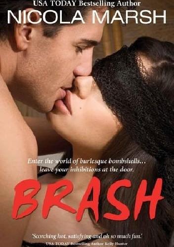 Okładka książki Brash