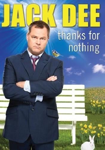Okładka książki Thanks for nothing
