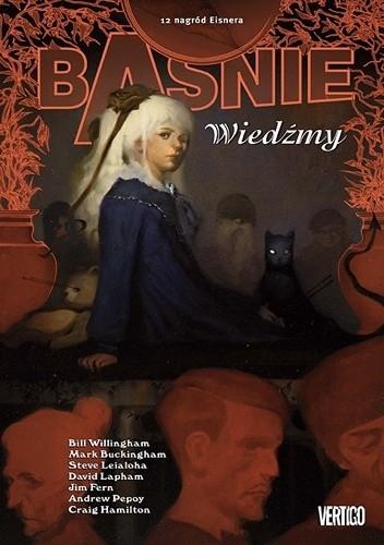 Okładka książki Baśnie: Wiedźmy