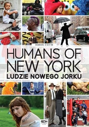 Okładka książki Humans of New York. Ludzie Nowego Jorku