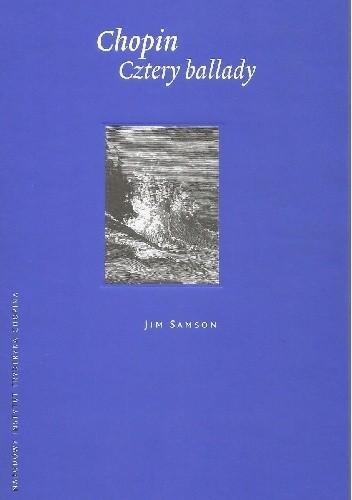 Okładka książki Chopin. Cztery ballady