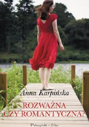 Okładka książki Rozważna czy romantyczna?