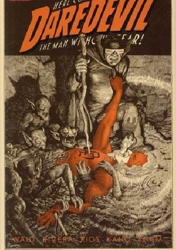 Okładka książki Daredevil, Volume 2