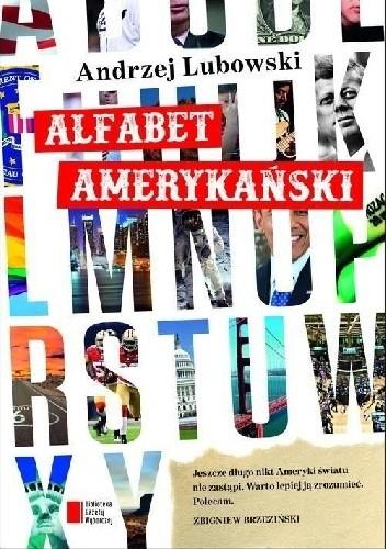 Okładka książki Alfabet amerykański