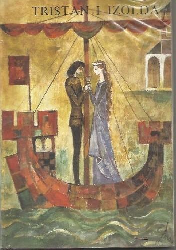 Okładka książki Tristan i Izolda