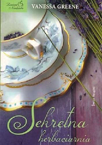 Okładka książki Sekretna herbaciarnia
