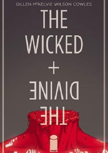 Okładka książki The Wicked + The Divine #11