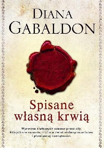 Diana Gabaldon - Spisane własną krwią eBook PL
