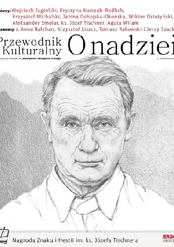 Okładka książki Przewodnik kulturalny. O nadziei