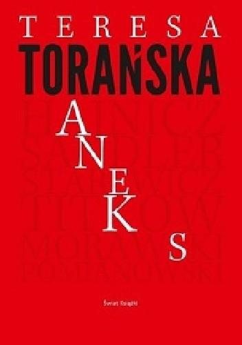 Okładka książki Aneks