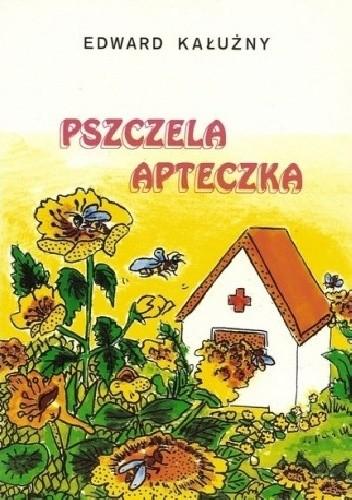 Okładka książki Pszczela apteczka