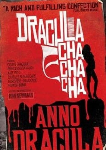 Okładka książki Dracula Cha Cha Cha