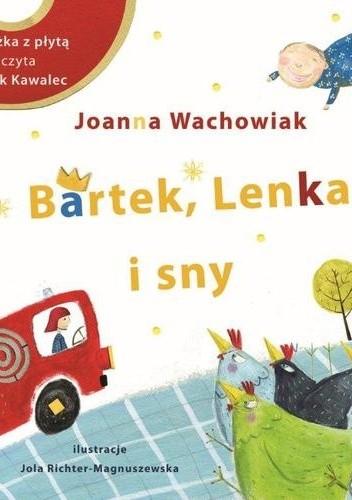 Okładka książki Bartek, Lenka i sny