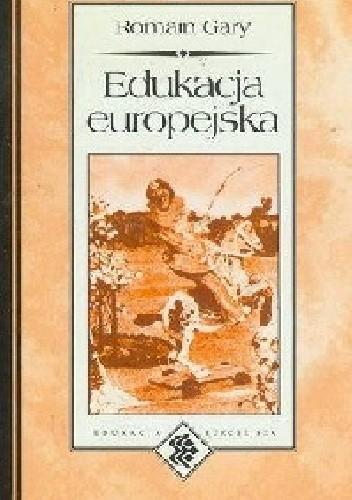 Okładka książki Edukacja Europejska