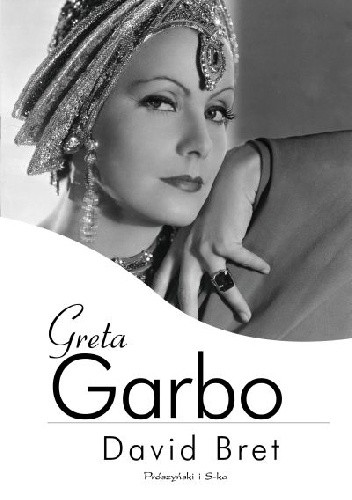 Okładka książki Greta Garbo