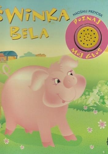 Okładka książki Świnka Bela