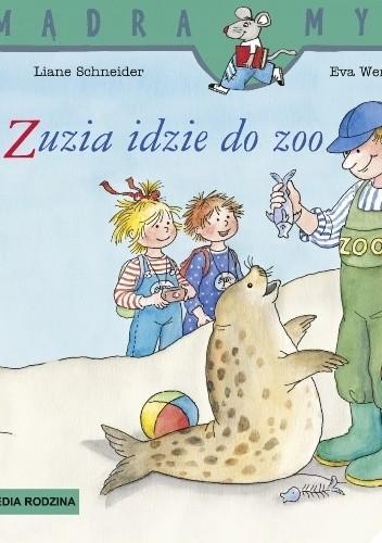 Okładka książki Zuzia idzie do zoo