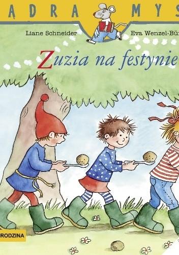 Okładka książki Zuzia na festynie