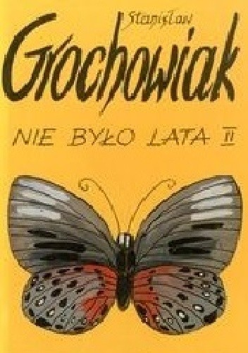 Okładka książki Nie było lata II
