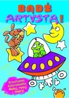 Bądź artystą! Zeszyt niebieski